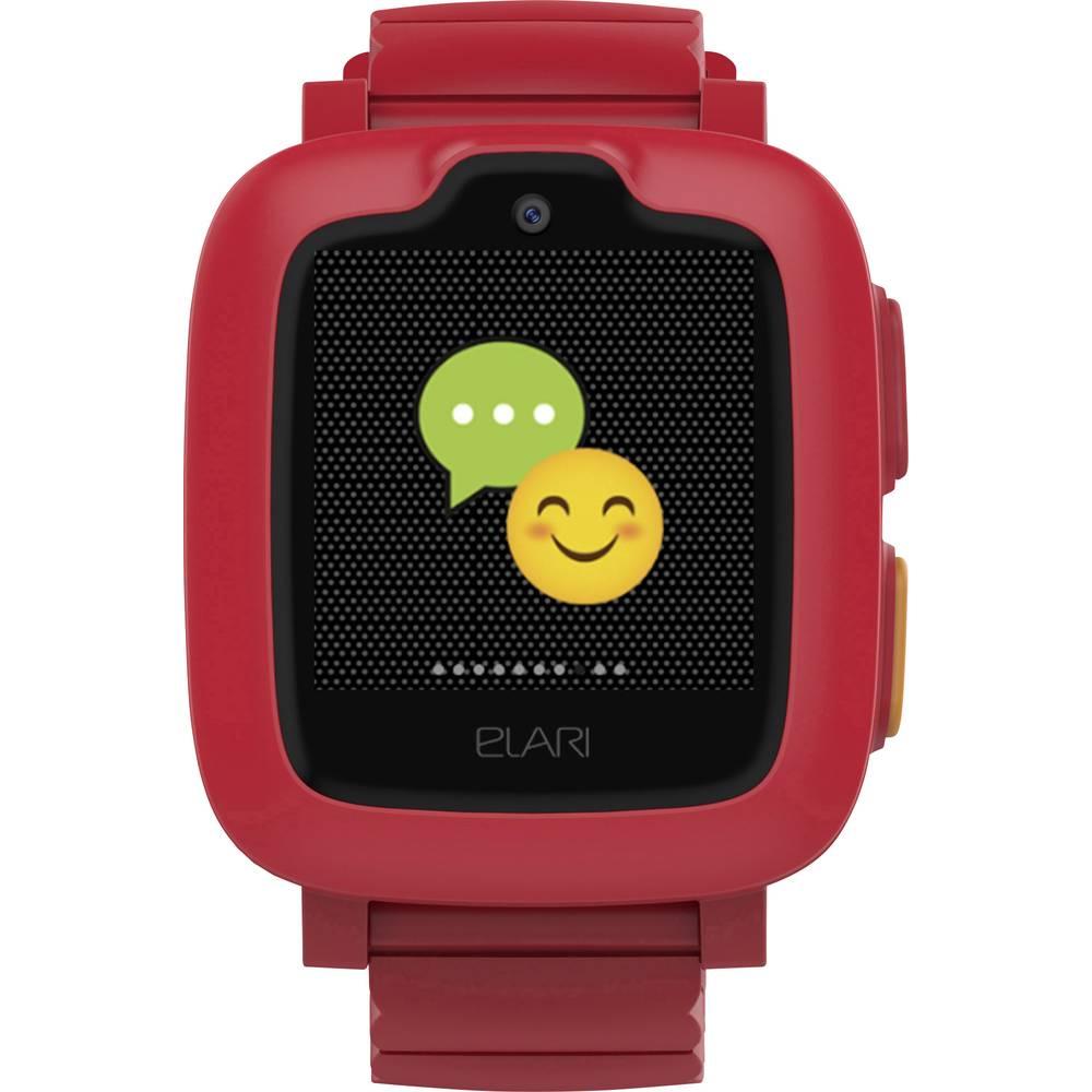 Elari KidPhone 3G Red GPS sledilna naprava Sledilnik oseb Rdeča