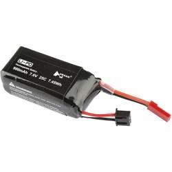 Reely akumulator za dirkalni kopter Primerno za: Hubsan X4 Jet