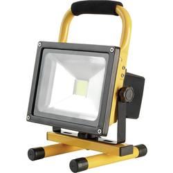 COB LED Radno svjetlo pogon na punjivu bateriju , strujni pogon AccuLux 447421 FL-20-W-LED 20 W 1000 lm