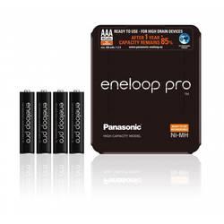 Micro (AAA)-Akumulator NiMH Panasonic eneloop Pro HR03 Storage 900 mAh 1.2 V 4 KOS