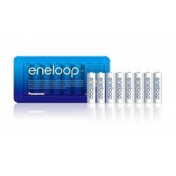 Mignon (AA)-Akumulator NiMH Panasonic eneloop HR06 Storage 1900 mAh 1.2 V 8 KOS