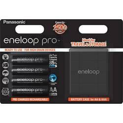 Mignon (AA) akumulator NiMH Panasonic eneloop Pro HR06 Box 2450 mAh 1.2 V 4 ST