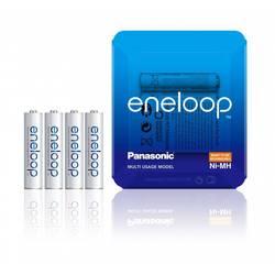 Micro (AAA)-Akumulator NiMH Panasonic eneloop HR03 Storage 750 mAh 1.2 V 4 KOS