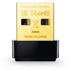 WLAN adapter USB 2.0 600 Mbit/s TP-LINK Archer T2U Nano