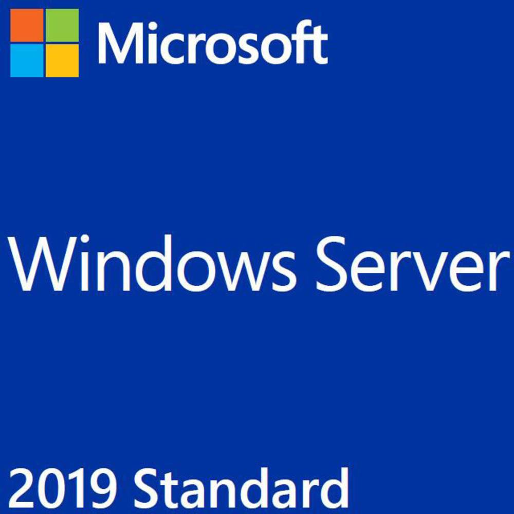 Microsoft Microsoft Windows Server 2019 Standard - APOS 4 Core Polna verzija, 1 licenca Windows Operacijski sistem