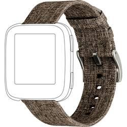 Rezervna zapestnica Topp für Fitbit Versa Rjava