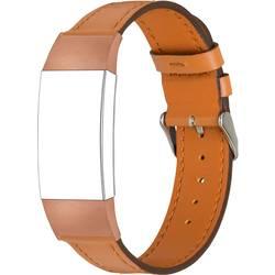 Rezervna zapestnica Topp für Fitbit Charge 3 Rjava