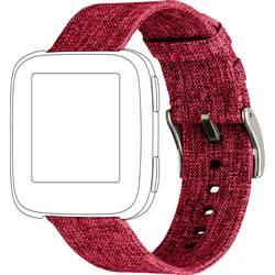 Rezervna zapestnica Topp für Fitbit Versa Rdeča