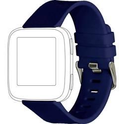 Rezervna zapestnica Topp für Fitbit Versa Modra