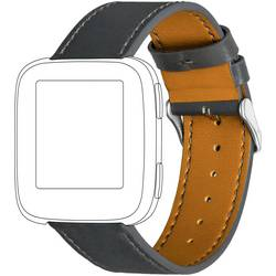 Rezervna zapestnica Topp für Fitbit Versa Siva