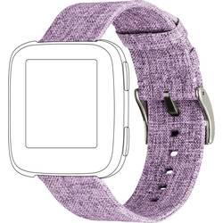 Rezervna zapestnica Topp für Fitbit Versa Lila