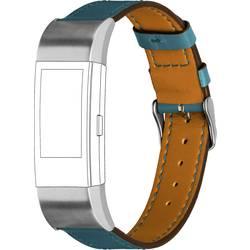 Rezervna zapestnica Topp für Fitbit Charge 2 Temno modra