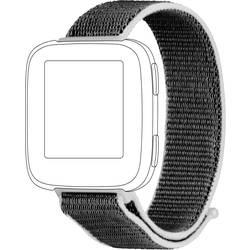Rezervna zapestnica Topp für Fitbit Versa Svetlo siva