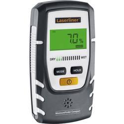 Laserliner 082.332A Merilnik vlažnosti materialov Merilno območje vlage v zgradbah (območje) 0 do 85 % vol Merilno območje vlage