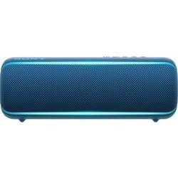 Bluetooth zvučnik Sony SRS-XB22 aux, vanjski, otporan na prašinu, vodootporan plava boja