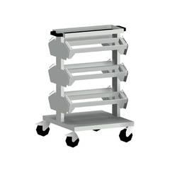 Bott 10401053.16V CNC Cady Mere:(D x Š x V) 610 x 650 x 1020 mm 0.5 kg