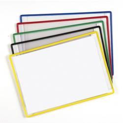 Tarifold za predstavitev rdeča, modra, rumena, zelena, črna din a4 prečno