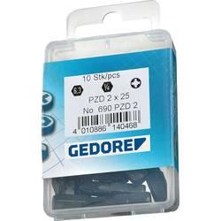 Gedore 690 PZD 1 L S-010 križni bit PZ 1 krom-vanadij plemeniti čelik polirani C 6.3 1 St.