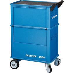 Gedore 6627550 1580 - GEDORE - Kolica za alat s 4 ladice dimenzije:(Š x V) 625 mm x 930 mm