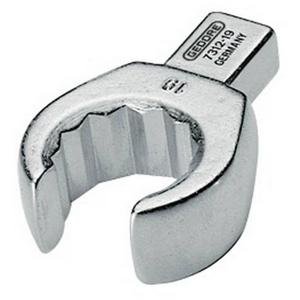 Gedore 7686260 7312-19 - GEDORE - Ključ otvorenog tipa SE 9x12, 19 mm