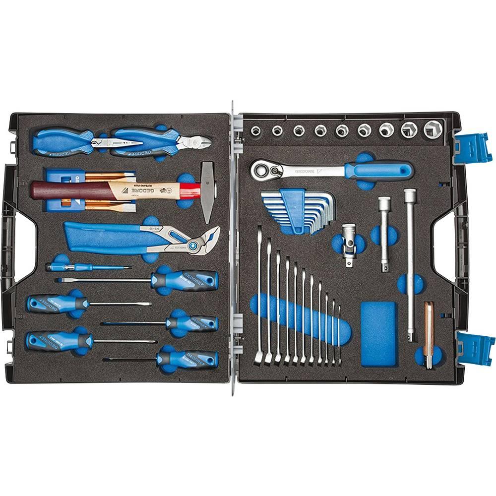 Gedore S 1000 6600190 set alata 49-dijelni