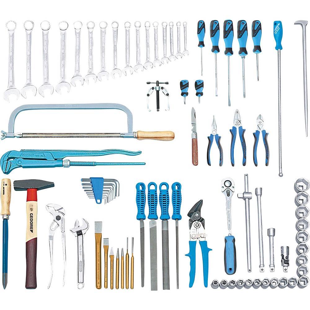 Gedore S 1004 6600000 set alata 80-dijelni