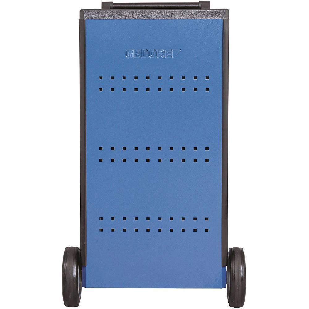 Gedore 1640704 2004 0810 - GEDORE - kolica za alat s 9 ladica dimenzije:(Š x V) 775 mm x 985 mm
