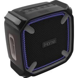 Bluetooth zvučnik iHome iBT371 weatcher Touch funkcija govora slobodnih ruku, vanjski, otporan na prašinu, otporan na udarce, vo