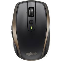 Logitech MX Anywhere 2 - B2B-Edition bežični, Bluetooth® wlan miš laser crna