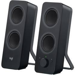 Logitech Z207 2.0 pc zvučnik Bluetooth®, žičani 10 W crna