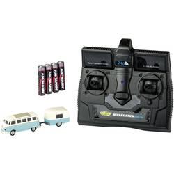 Carson Modellsport 500504122 VW Bus T1 Samba mit Anhänger 1:87 RC modeli avtomobilov elektro cestni model zadnji pogon (2wd) vkl