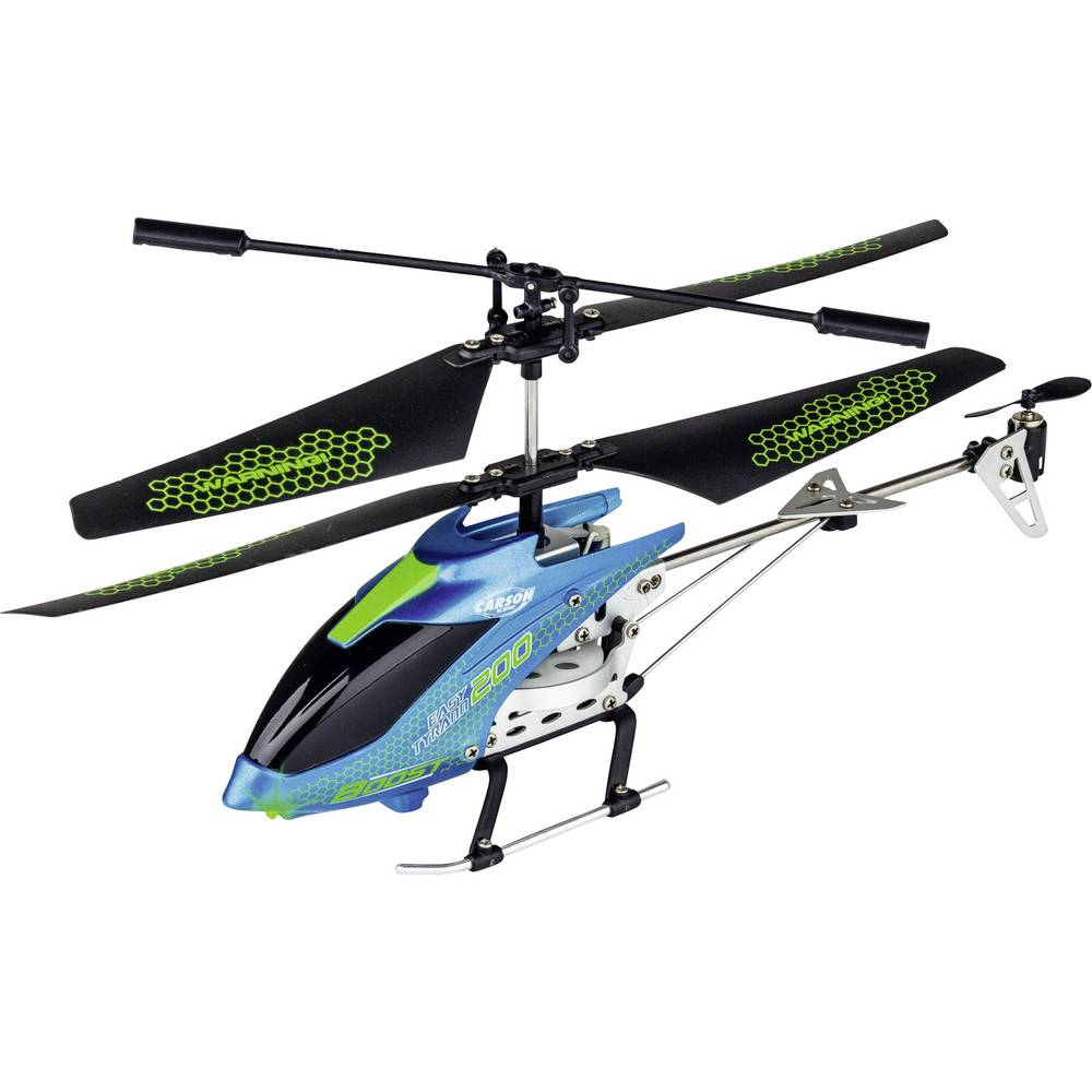 Carson Modellsport Easy Tyrann 200 Boost RC helikopter za začetnike rtf