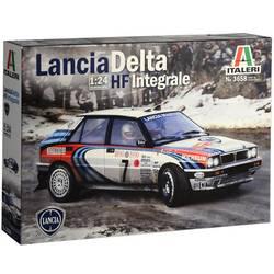 Italeri 510003658 Lancia HF Integrale Model avtomobila, komplet za sestavljanje 1:24