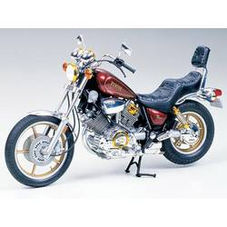 Tamiya 300014044 Yamaha XV1000 Virago Model motorja, komplet za sestavljanje 1:12