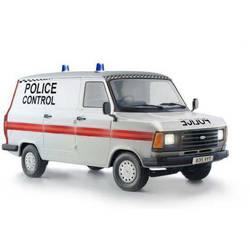 Italeri 510003657 Ford Transit UK Police Model avtomobila, komplet za sestavljanje 1:24
