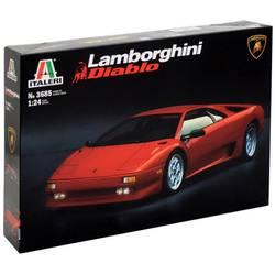 Italeri 510003685 Lamborghini Diablo Model avtomobila, komplet za sestavljanje 1:24