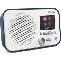 Pure Elan BT3 prenosni radio dab+, ukw aux, bluetooth modra