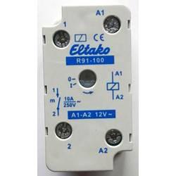 sklopni relej 1 St. Eltako R91-100-12VAC Nazivni napon: 12 V Prebacivanje struje (maks.): 8 A 1 zatvarač