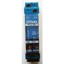 sklopni relej 1 St. Eltako R12-100-24V Nazivni napon: 24 V Prebacivanje struje (maks.): 8 A 1 zatvarač