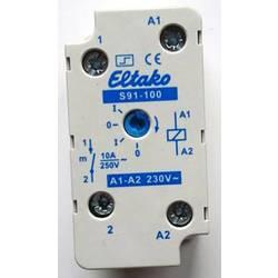 Eltako S91-100-230VAC impulzni rele nadometna 230 V