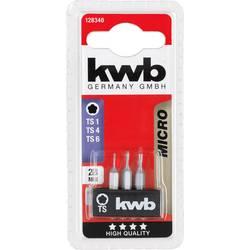 kwb MICRO BITS, 28 mm, 3 kom. 128340