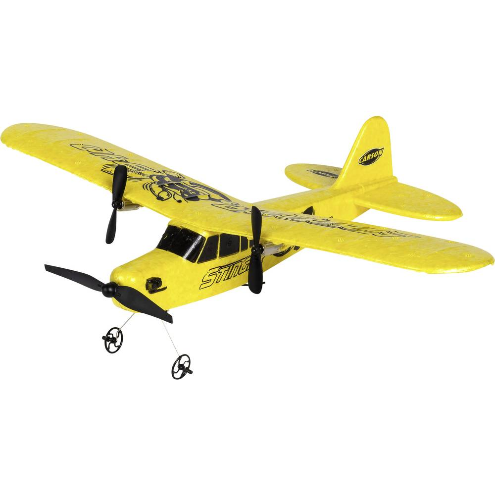 Carson RC Sport Stinger 340 RC model letala za začetnike rtf 340 mm