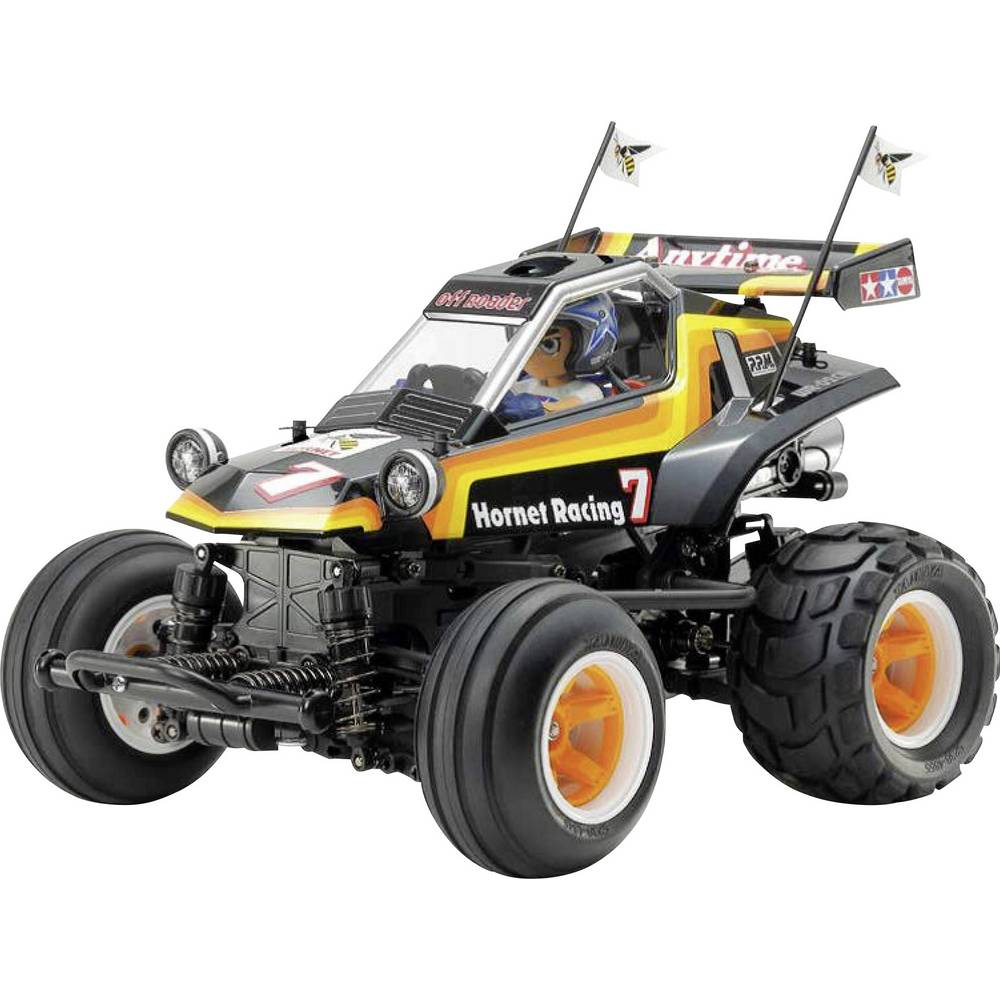 Tamiya Comical Hornet s ščetkami 1:10 RC Modeli avtomobilov Elektro Buggy Zadnji pogon (2WD) Komplet za sestavljanje