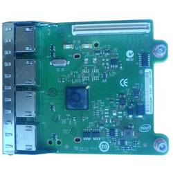 Omrežni vmesnik 1 Gbit/s Dell Intel I350 QP - Netzwerkadapter - PCIe - RJ45