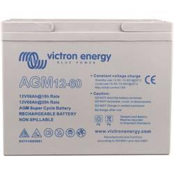 Victron Energy Deep Cycle BAT412550084 Svinčeni akumulator 12 V 60 Ah Svinčevo-koprenast (Š x V x G) 138 x 229 x 227 mm