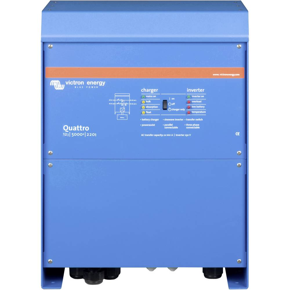 Victron Energy Razsmernik 5000 W 24 V/DC-