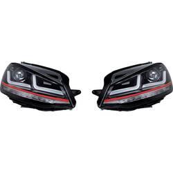 Celoten reflektor GTI Edition Xenonersatz LED žarnice OSRAM (D x Š x V) 63 x 40 x 24 cm