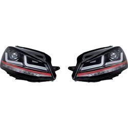 Celoten reflektor GTI Edition Halogenersatz LED žarnice OSRAM (D x Š x V) 63 x 40 x 24 cm