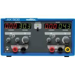 Laboratorijsko napajanje, podesivo Metrix AX 502A 0 - 30 V/DC 0 - 2.5 A Broj izlaza 2 x