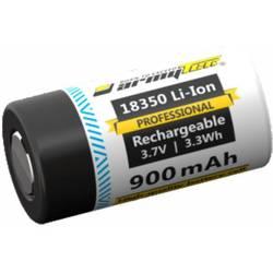 Specialni akumulatorji 18350 Li-Ion ArmyTek 18350 professional 3.7 V 880 mAh